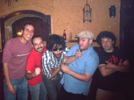 15-5-09 - Carlos Madrid y Los Chicos de Alburquerque