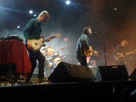 29-5-09 Wilco en el festival Territorios 2009 (Sevilla)