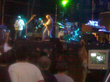 Neil Young en el Primavera Sound 2009 (Barcelona)