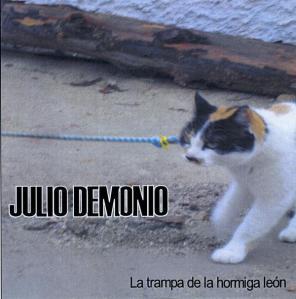 LA TRAMPA DE LA HORMIGA LEÓN - JULIO DEMONIO