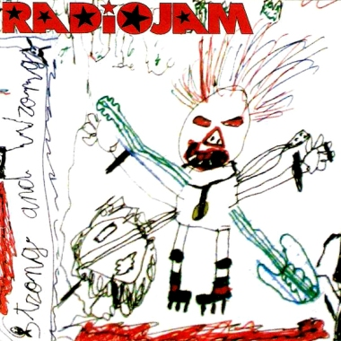 Radiojam - Strong & Wrong EP